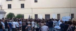 ULTIMO SALUTO A DI MARCO, LA CITTA' SI STRINGE ATTORNO ALLA FAMIGLIA