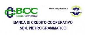 """PACECO, LA BCC """"SENATORE GRAMMATICO"""" VA ALLA """"DON RIZZO"""". C'E' L'ACCORDO SINDACALE"""