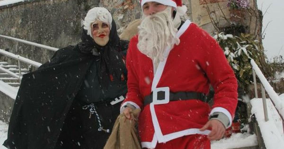 Befana E Babbo Natale.Ericenatale Concorso A Premi Per Babbo Natale E Befana