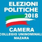 CAMERA UNINOMINALE MAZARA: MARTINCIGLIO A MONTECITORIO